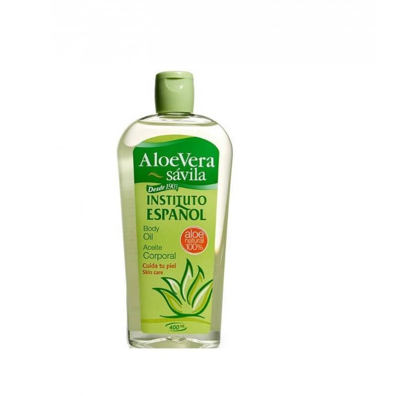 Aloe Vera Body Oil olejek do ciała Aloes 400ml