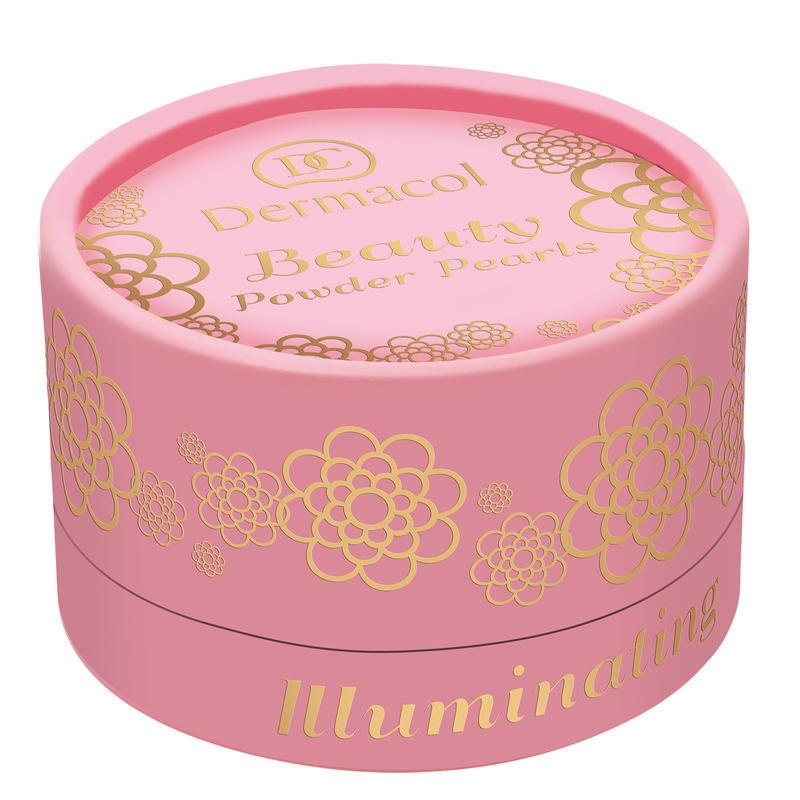 Beauty Powder Pearls Illuminating rozświetlający puder w kulkach No.2 25g
