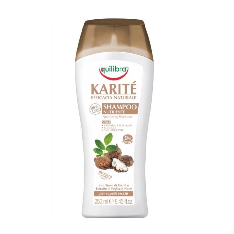 Karite Nourishing Shampoo szampon intensywnie odżywiający z masłem Shea 250ml