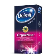 OrgazMax lateksowe prezerwatywy 10szt