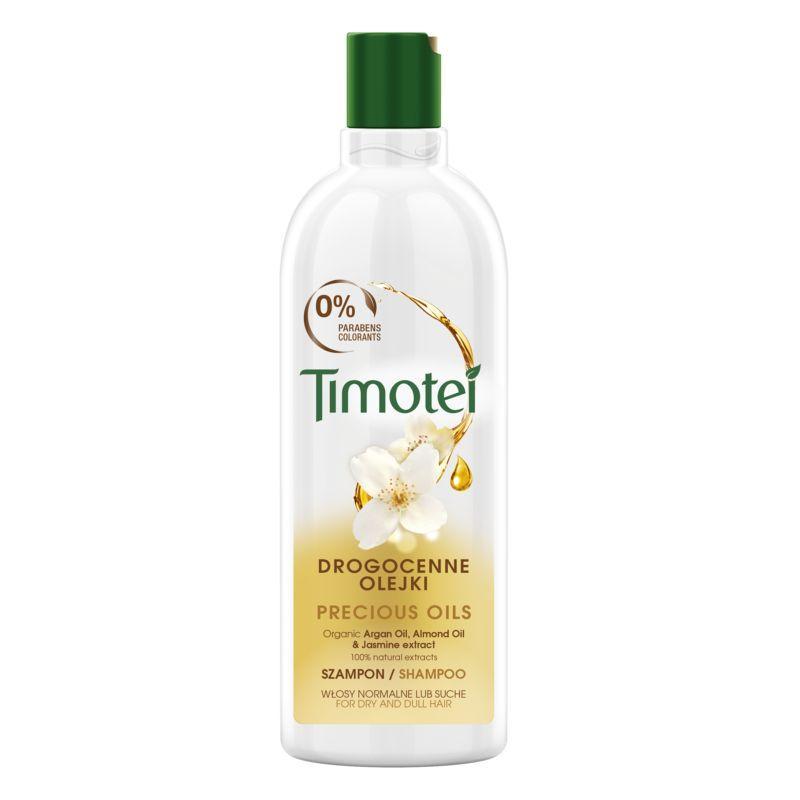 Drogocenne Olejki szampon do włosów suchych 400ml