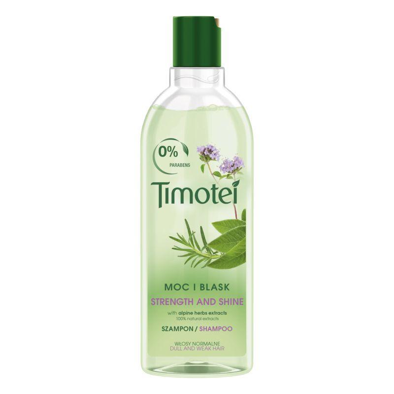 Moc i Blask szampon do włosów normalnych 400ml