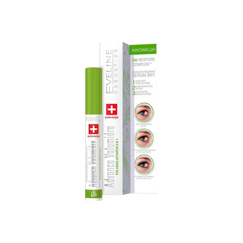 Advance Volumiere 3w1 skoncentrowane serum do rzęs 10ml