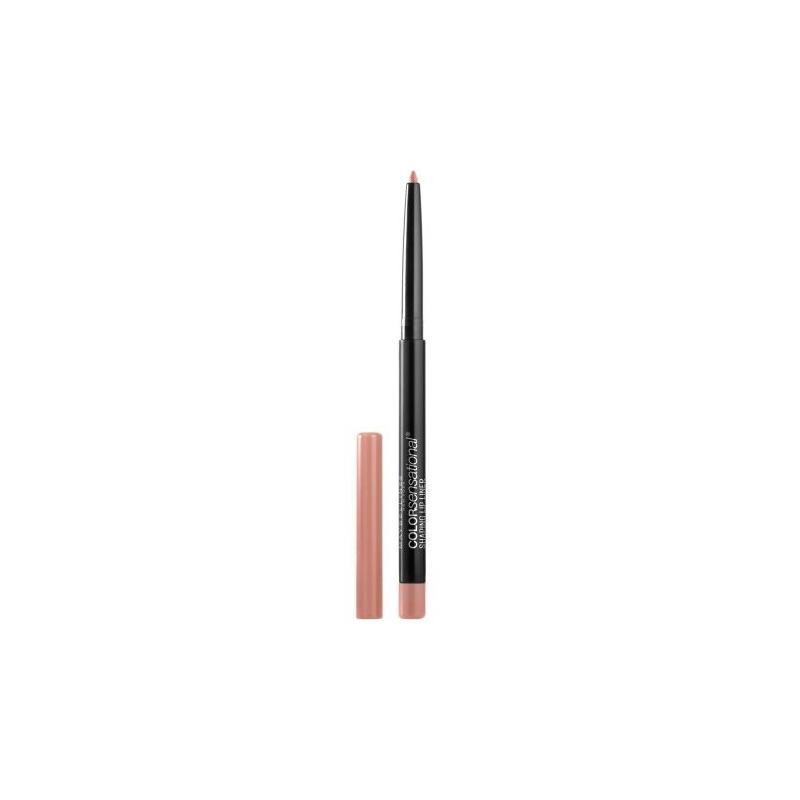Color Sensational Shaping Lip Liner konturówka do ust 10 Nude Whisper 0.28g