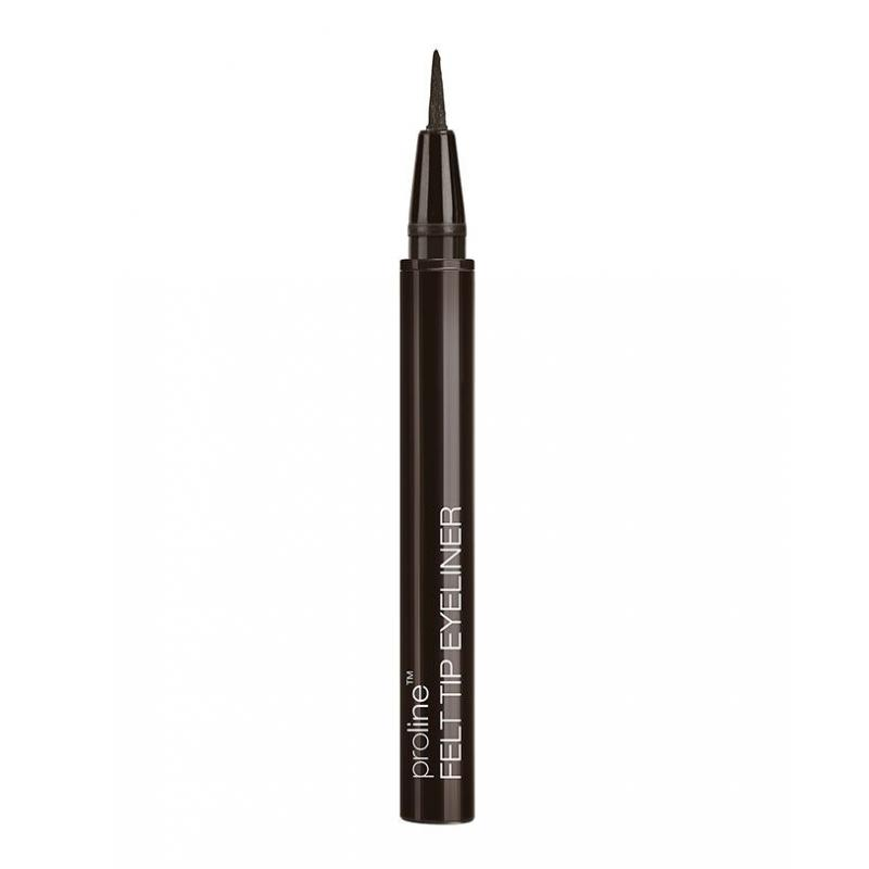 Proline Felt Tip Eyeliner eyeliner w pisaku Black 0.5g