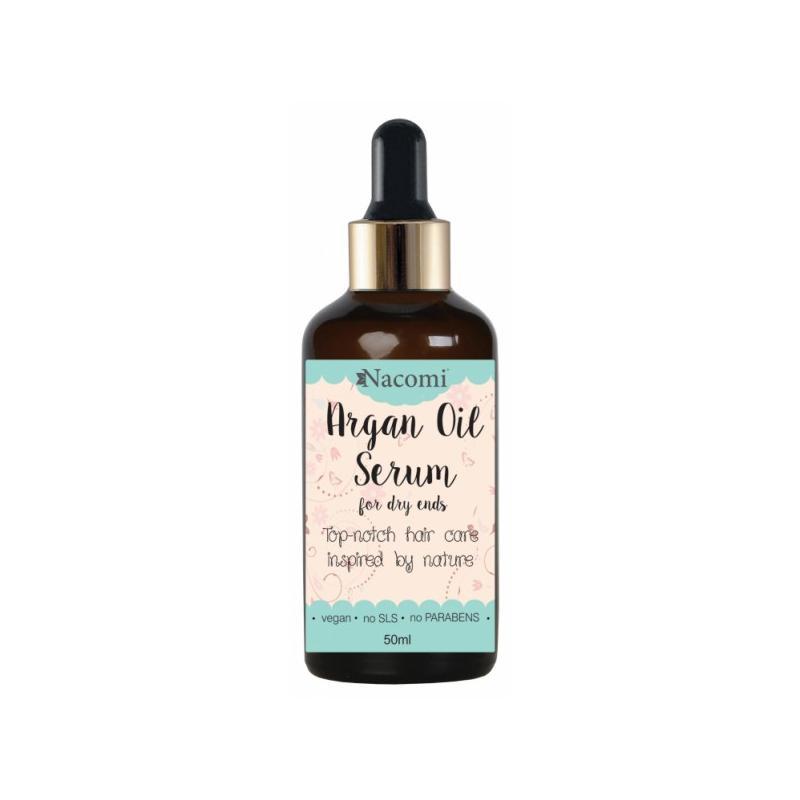 Argan Oil Serum serum do końcówek z olejem arganowym z pipetą 50ml