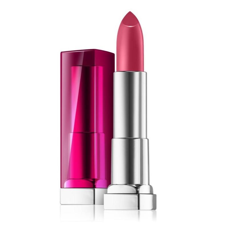 Color Sensational Smoked Roses nawilżająca szminka do ust 340 Blushed Rose 3.6g