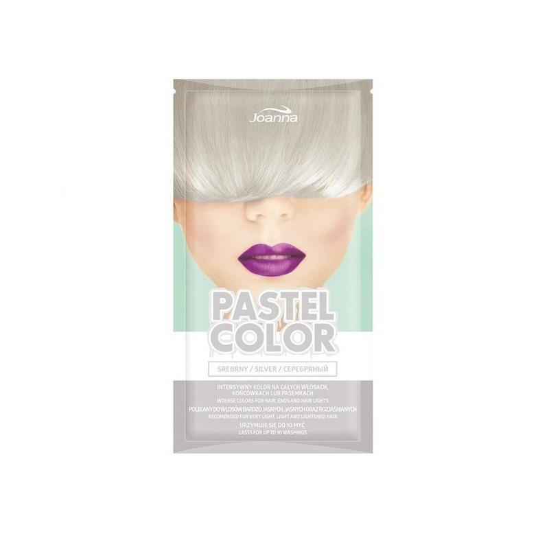 Pastel Color szampon koloryzujący Srebrny 35g