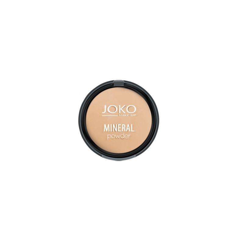 Make-Up Mineral Powder mineralny puder matujący 01 Transparent 7.5g