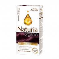 Naturia Organic pielęgnująca farba do włosów bez amoniaku i PPD 333 Bakłażan
