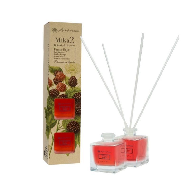 Botanical Essence olejek eteryczny z patyczkami Czerwone Owoce 2x50ml