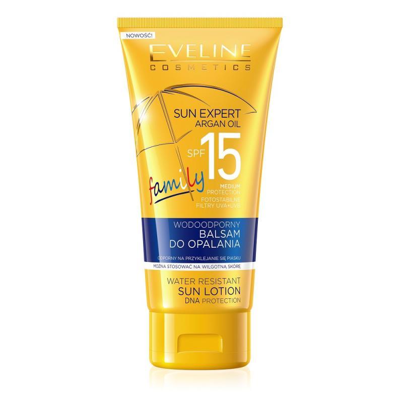 Sun Expert SPF15 wodoodporny balsam do opalania 150ml