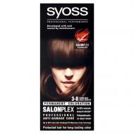 Classic Permanent Coloration farba do włosów trwale koloryzująca 3-8 Słodki Brąz