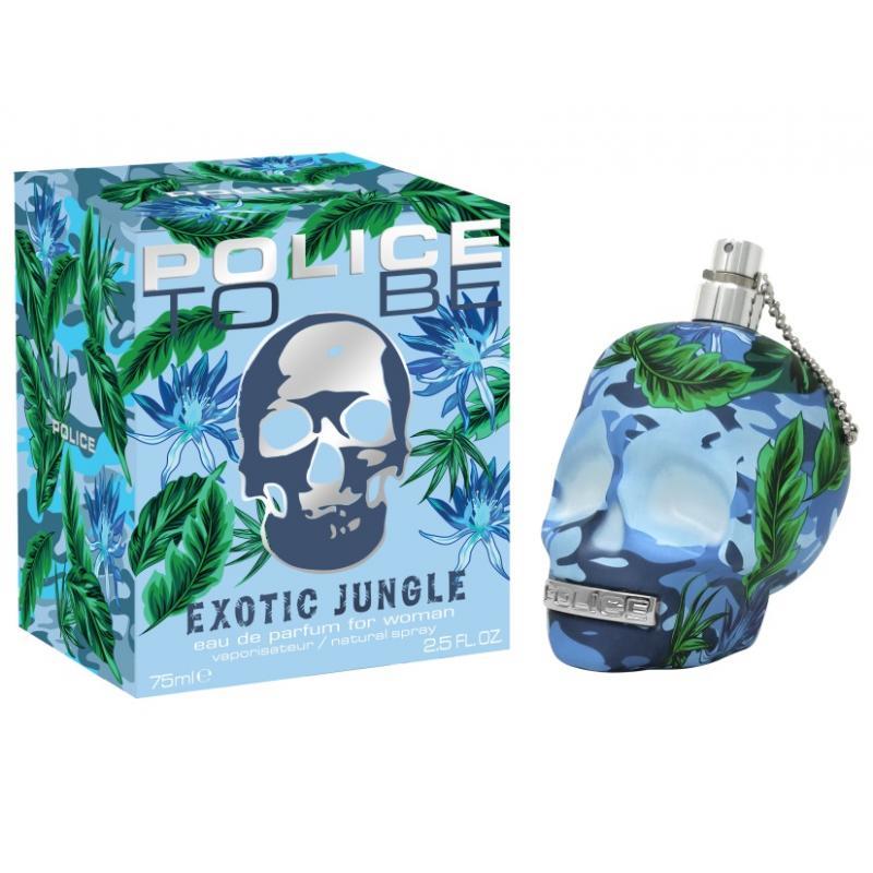 To Be Exotic Jungle For Man woda toaletowa spray 75ml