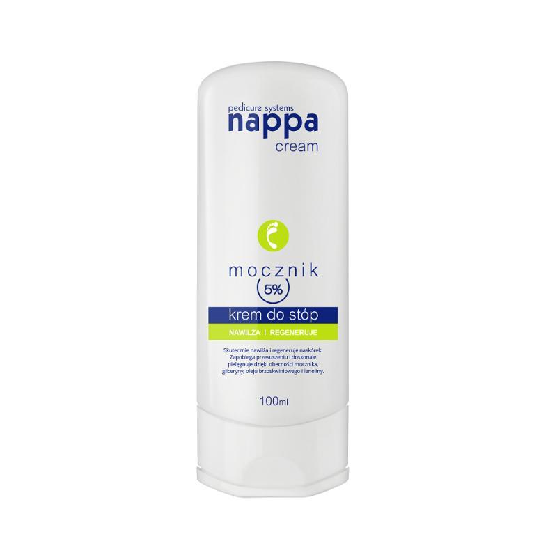 Nappa Cream intensywnie nawilżający krem do stóp z mocznikiem 5% 100ml