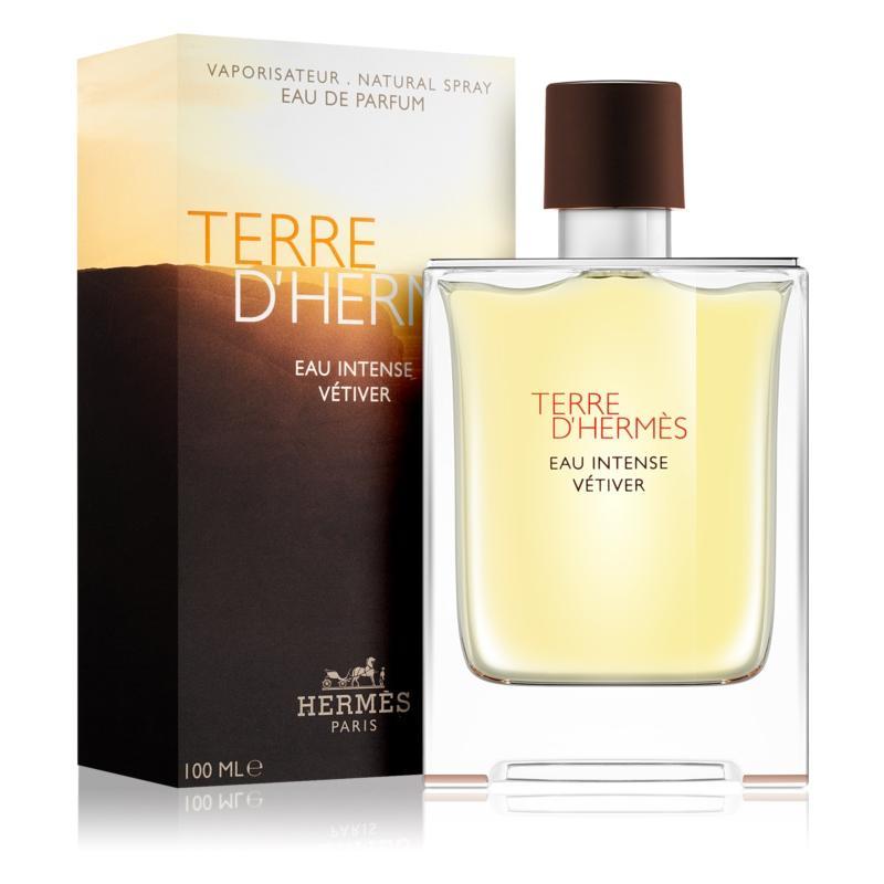 Terre D'Hermes Eau Intense Vetiver woda perfumowana spray 100ml