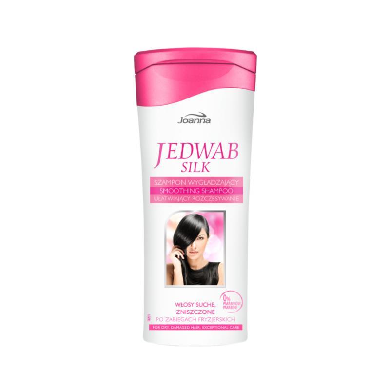 Jedwab szampon wygładzający do włosów suchych i zniszczonych 200g