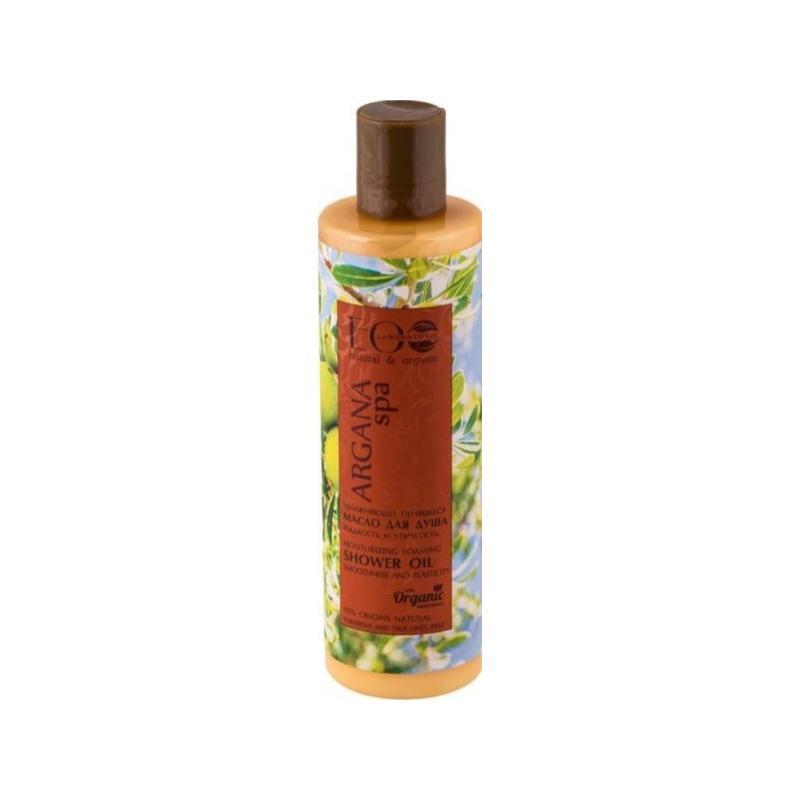 Argana Spa Moisturizing Foaming Shower Oil nawilżający olejek pod prysznic 250ml