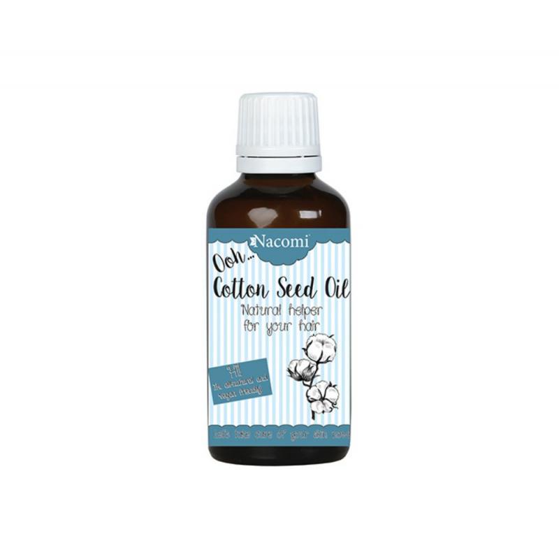 Cotton Seed Oil olej z nasion bawełny 30ml