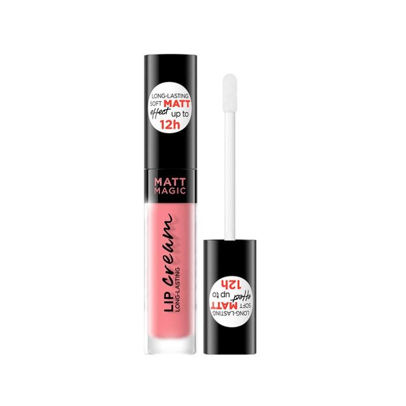 Matt Magic Lip Cream pomadka do ust w płynie 02 Cashmere Nude 4.5ml