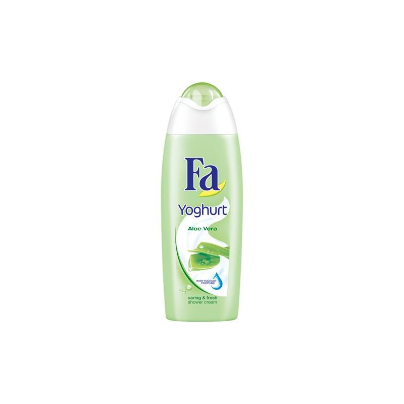 Yoghurt Aloe Vera Shower Cream kremowy żel pod prysznic 250ml