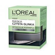 Skin Expert Czysta Glinka maska rozjaśniająco-detoksykująca 50ml