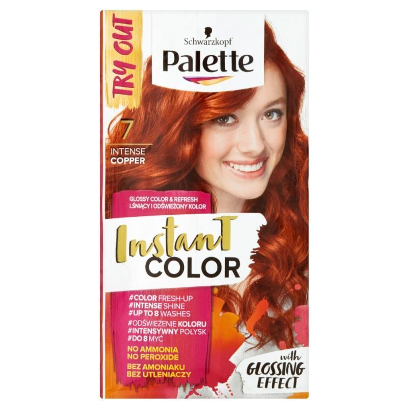 Instant Color szamponetka koloryzująca do włosów 7 Intensywna Miedź 25ml