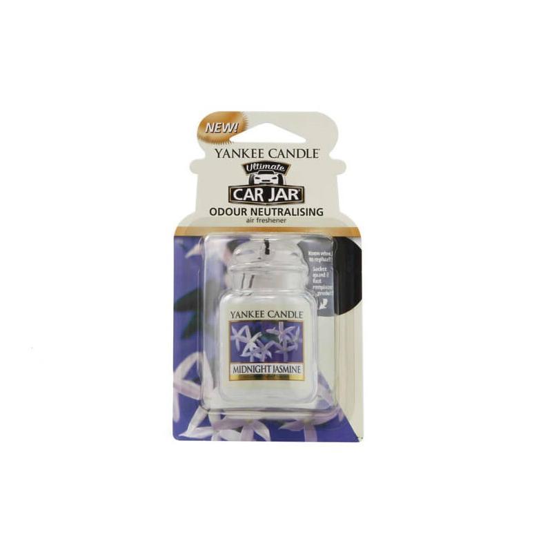 Car Jar Ultimate zapach samochodowy Midnight Jasmine 1sztuka
