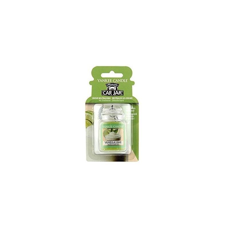 Car Jar Ultimate zapach samochodowy Vanilla Lime 1sztuka