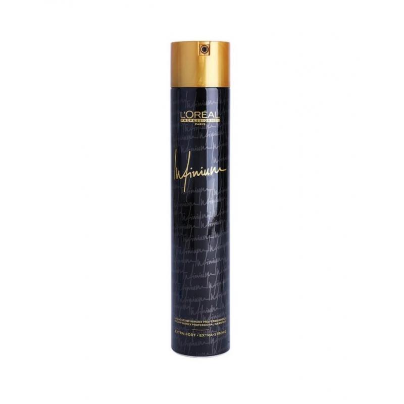Infinium Extra Strong lakier do włosów elastyczne utrwalenie 500ml