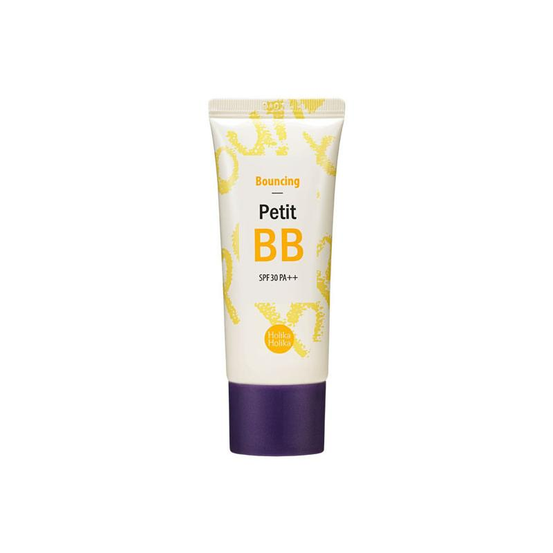Petit BB Cream SPF30 odżywczy krem BB do twarzy Bouncing 30ml