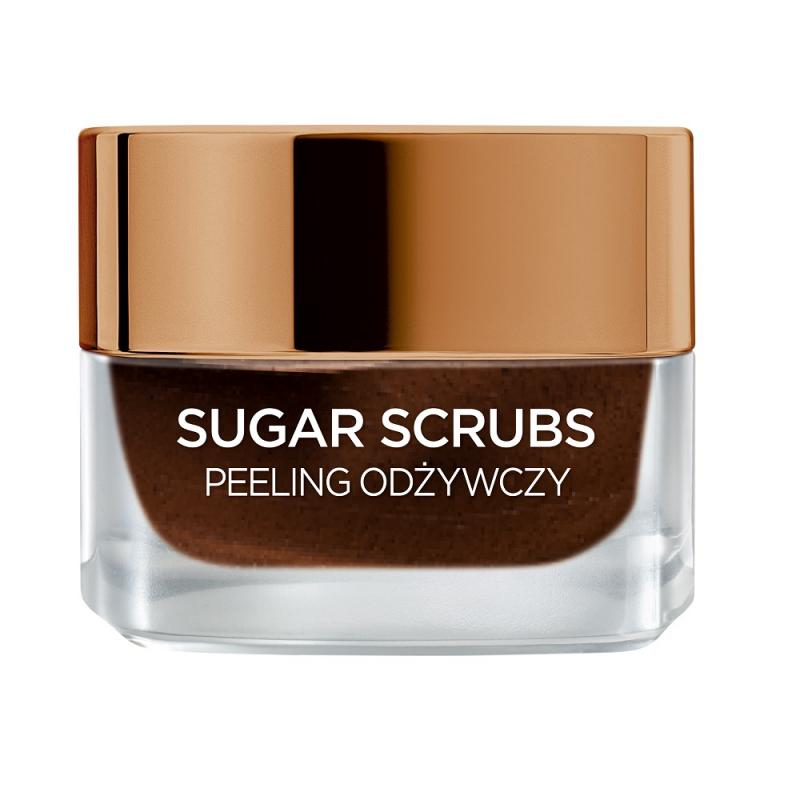 Sugar Scrubs peeling odżywczy do twarzy 50ml
