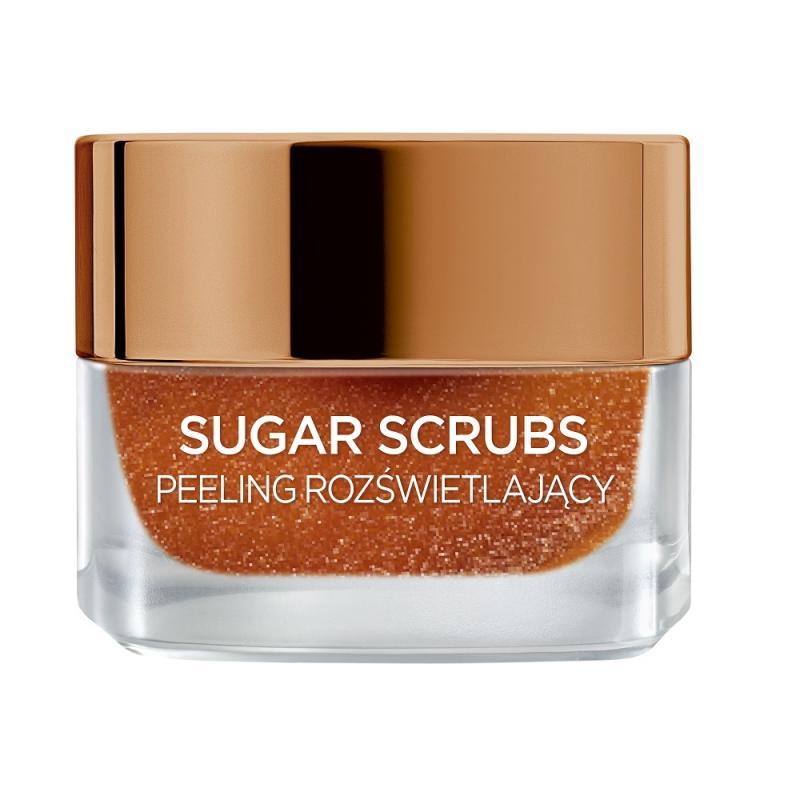 Sugar Scrubs peeling rozświetlający do twarzy 50ml