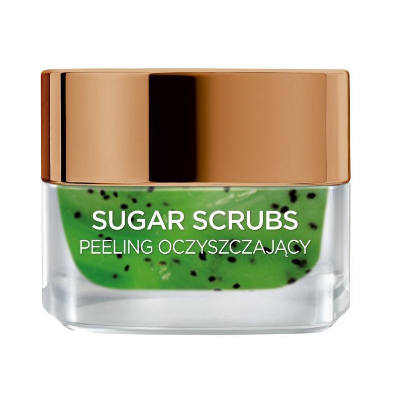 Sugar Scrubs peeling oczyszczający do twarzy 50ml
