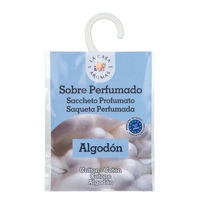 Sobre Perfumado saszetka zapachowa Bawełna 13g