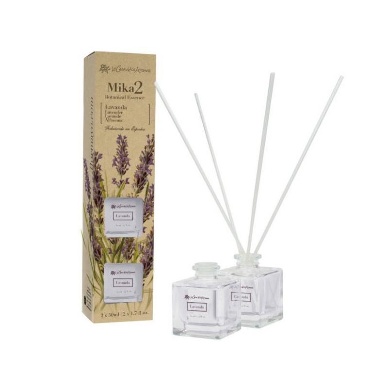 Botanical Essence olejek aromatyczny z patyczkami Lawenda 2x50ml