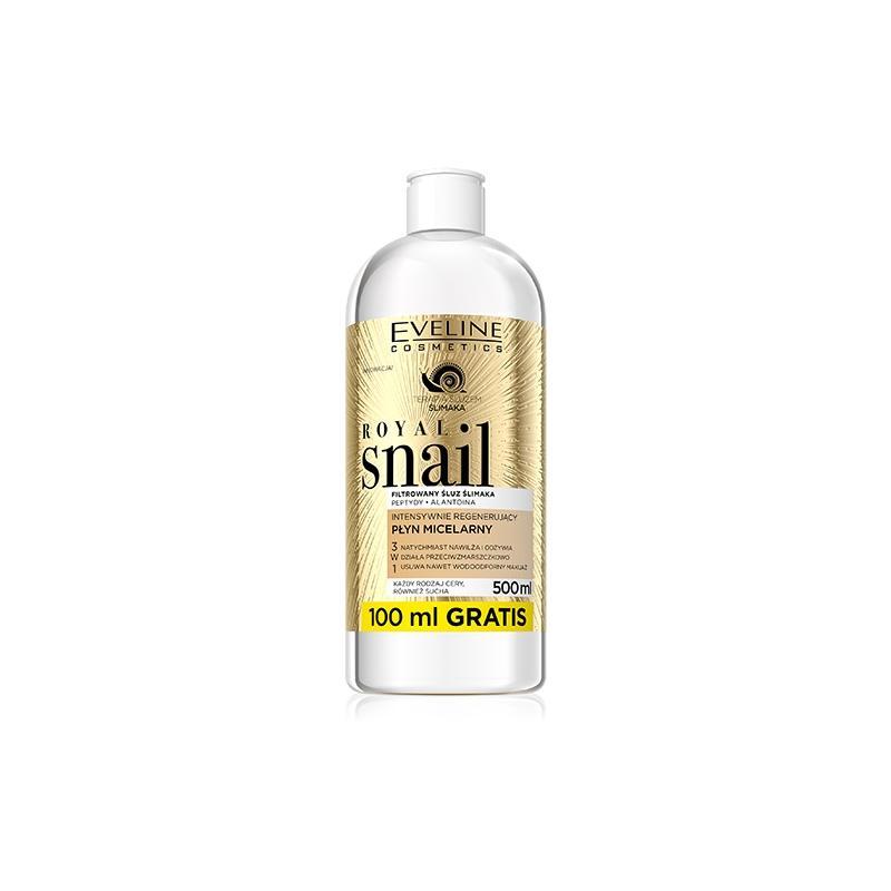 Royal Snail skoncentrowany regenerujący płyn micelarny 500ml