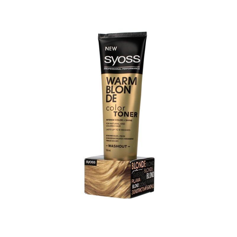 Color Toner krem tonujący do włosów Blond 150ml