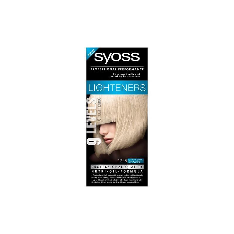 Lighteners rozjaśniacz do włosów 13-5 Platynowy Rozjaśniacz