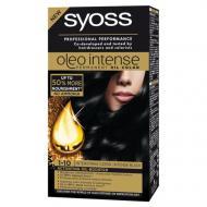 Oleo Intense farba do włosów trwale koloryzująca z olejkami 1-10 Intensywna Czerń