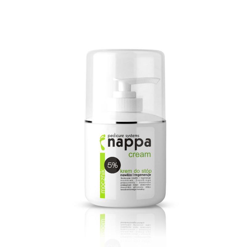 Nappa Cream intensywnie nawilżający krem do stóp z mocznikiem 5% 250ml