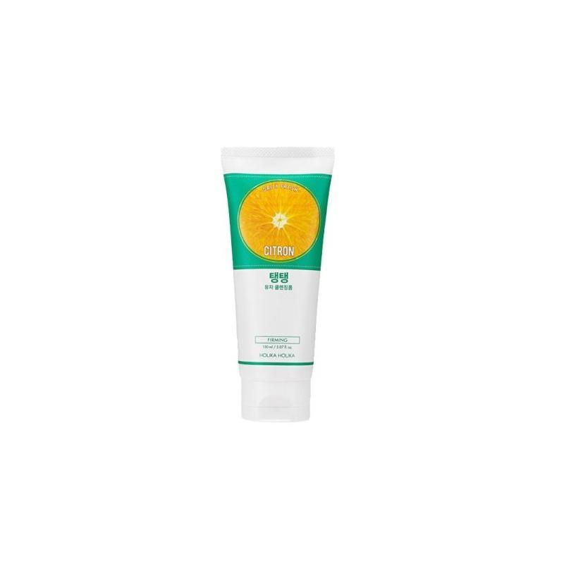 Daily Fresh Citron Firming pianka głęboko oczyszczająca do skóry przetłuszczającej się i problematycznej Cytryna 150ml