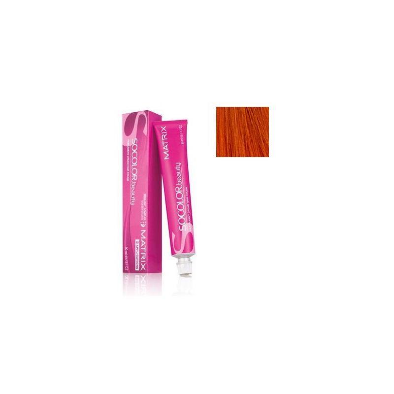 Socolor Beauty Permanent Cream Hair Colour farba do włosów 8RC Light Blonde Red Copper 90ml