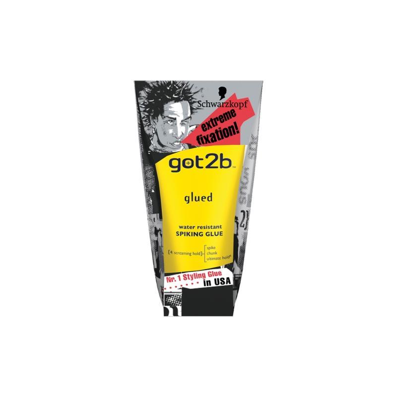 Glued Water Resistant Spiking Glue modelujący klej do włosów 150ml
