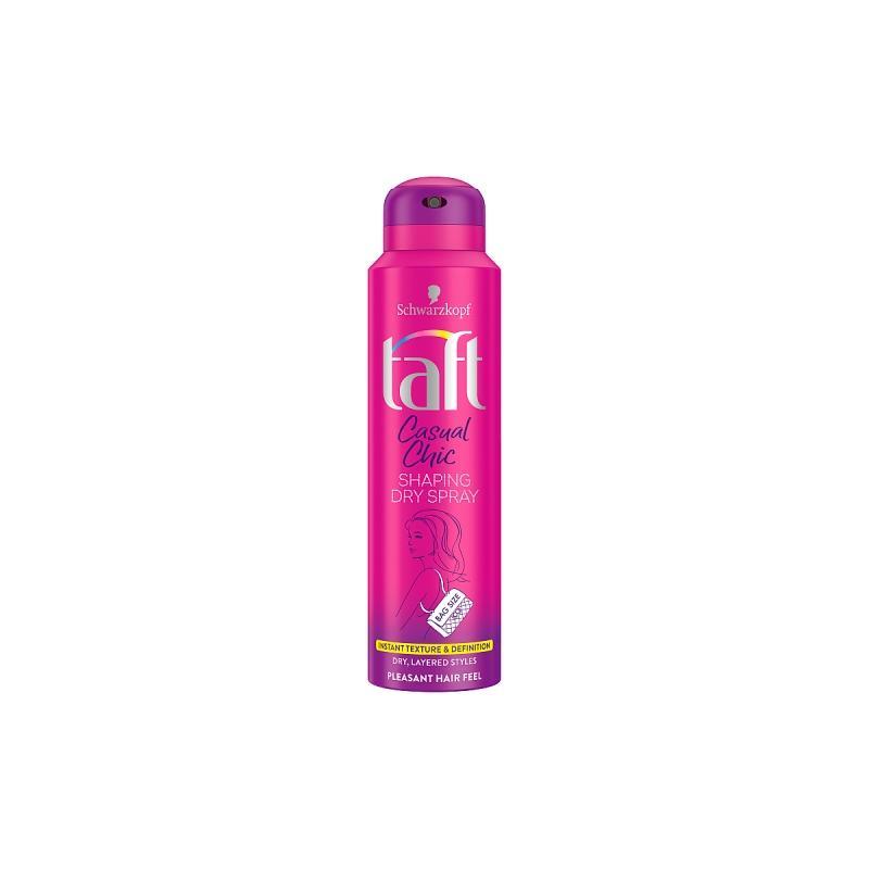 Casual Chic Shaping Dry Spray suchy spray do stylizacji włosów 150ml