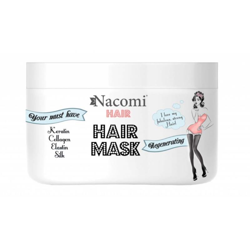 Hair Mask Regenerating odżywczo-regenerująca maska do włosów 200ml