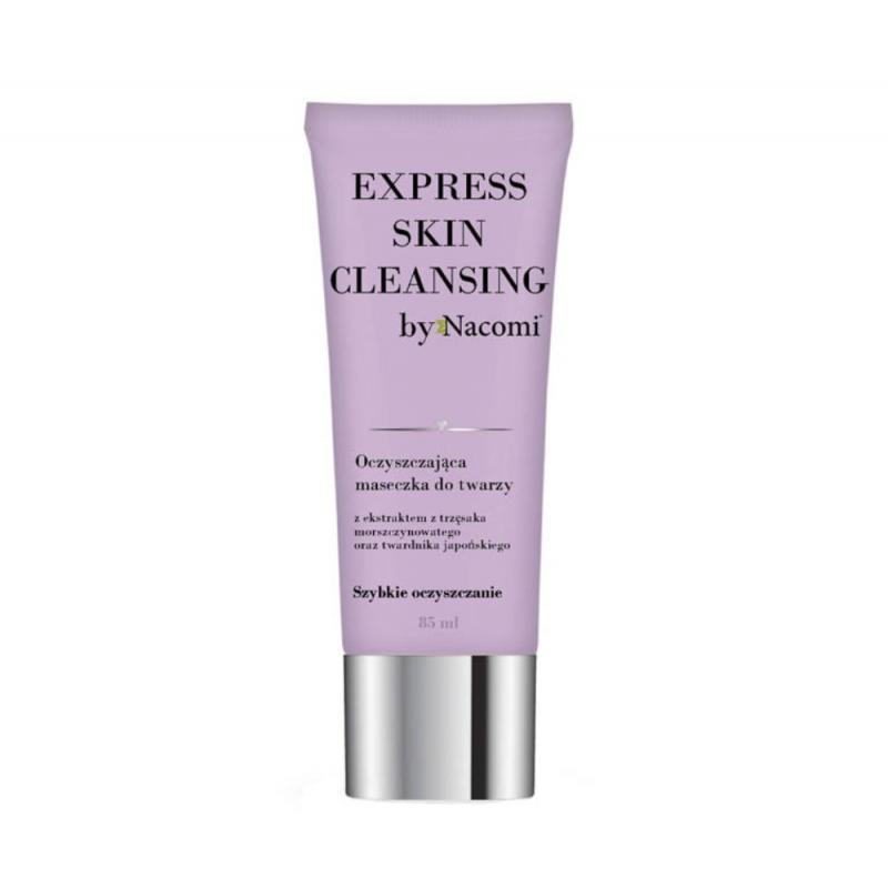 Express Skin Cleansing Face Mask oczyszczająca maseczka do twarzy 85ml