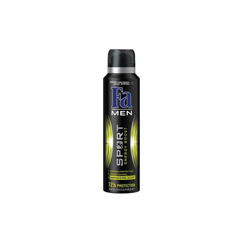Men Sport Energy Boost Antiperspirant antyperspirant w sprayu dla mężczyzn 150ml