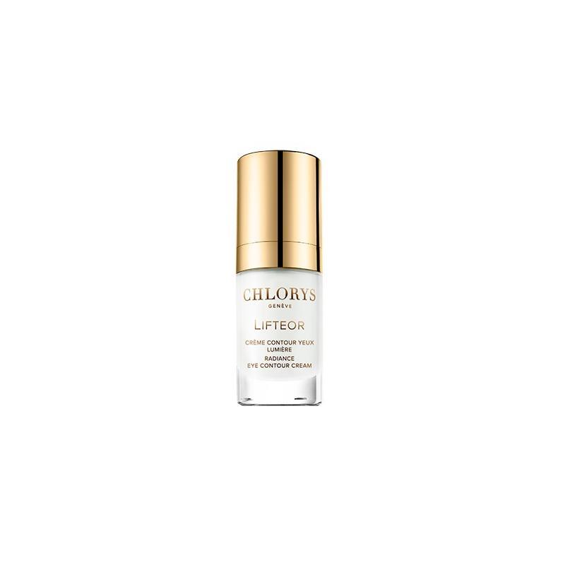 Lifteor Illuminating Eye Contour Cream rozświetlający krem pod oczy do skóry dojrzałej 15ml