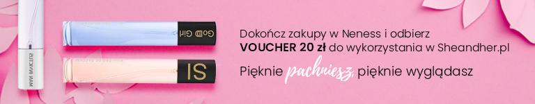 VOUCHER 20 zł do Sheandher.pl